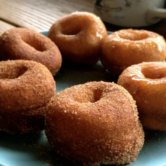 Made to Order doughnuts from Pips Original.