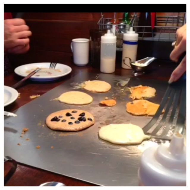 Not having a lot of success with our slappy cakes
