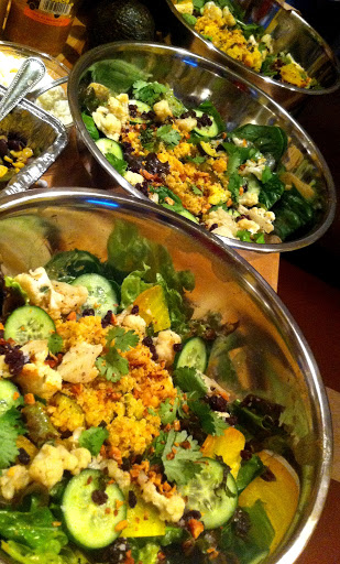 salads from Farmers Revival