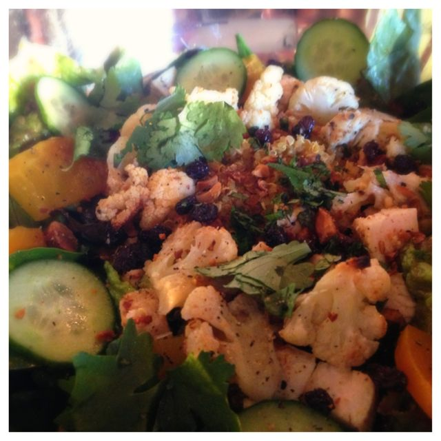 Indian Salad from Farmers Revival