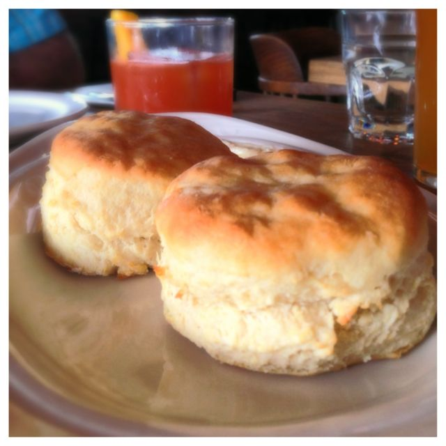Ben's buttermilk biscuits