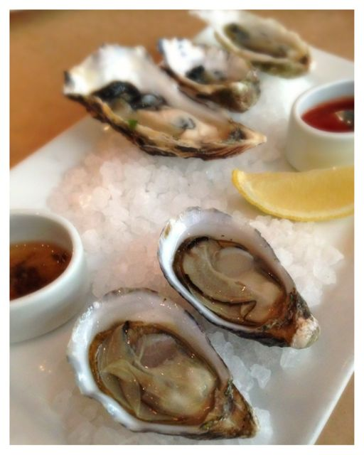 Oysters on the Half Shell from Little Bird