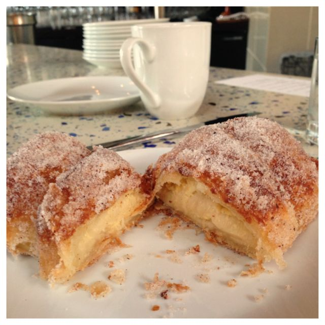 Loved this breakfast pastry