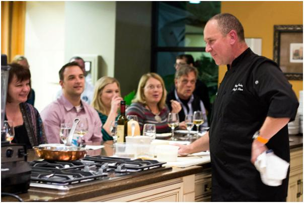 """Win 2 tickets to Portland Food Adventures """"In the Kitchen"""" with chef Sarah Schafer"""