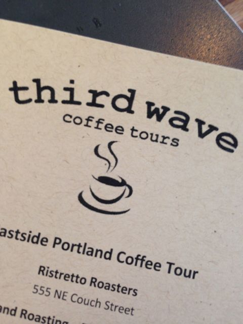 Third Wave Coffee Tours. The SE tour