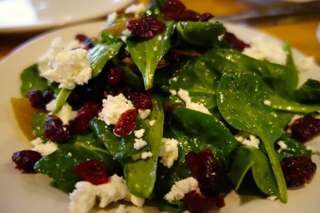 Beet Salad from Pronto Pizza