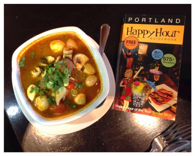 Thai Bloom is a Portland Happy Hour Guide Favorite