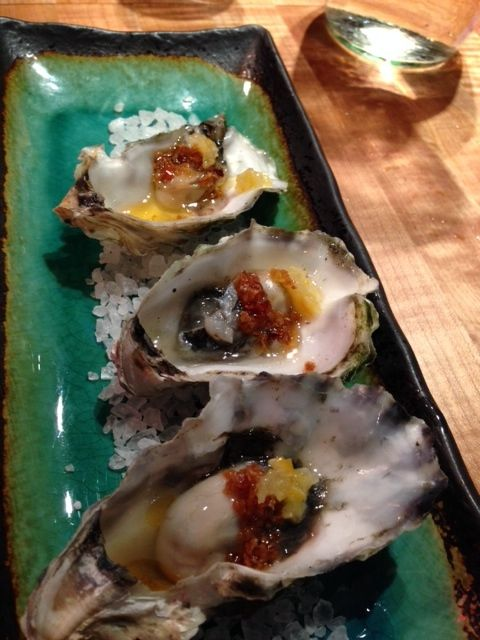 BBQ's Oysters