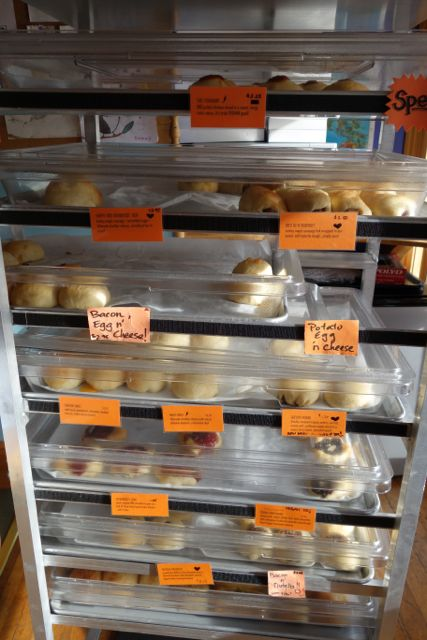 Huge variety of Kolaches