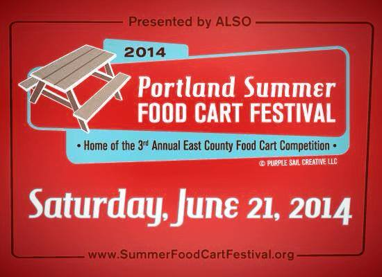 Portland Summer Food Cart Festival 2014