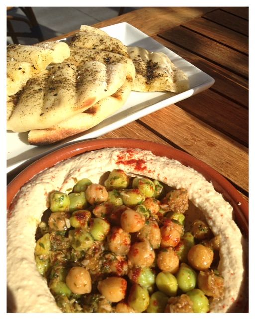 Hummus from Levant