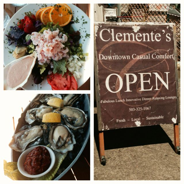 All things seafood from Clemente's