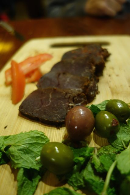 Basturma - Cured Tenderloin Beef