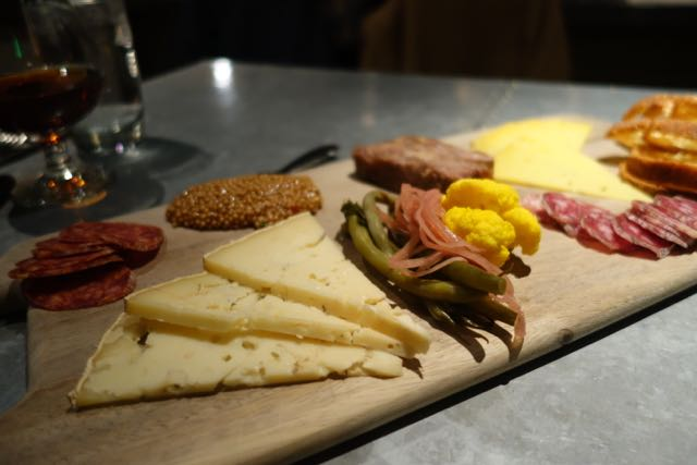 Charcuterie from Jamison