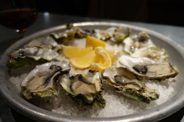 Oysters from Jamison