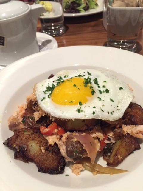 Smoked Steelhead Hash from Imperial