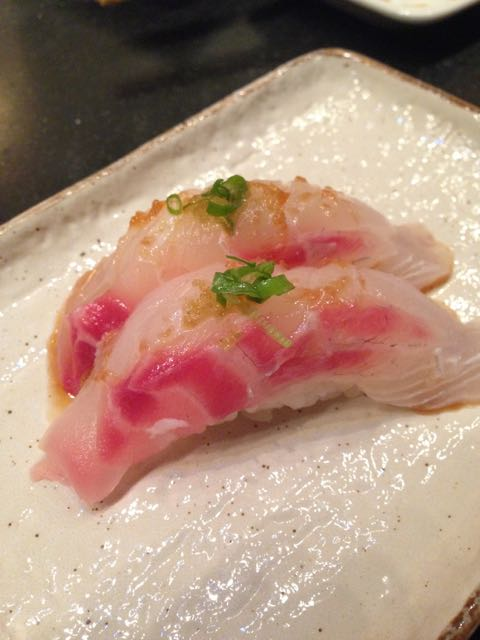 fresh fish from masu sushi