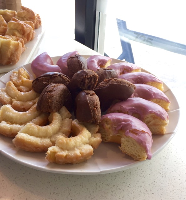 Wander your way thru Portland on a Coffee & Donut tour