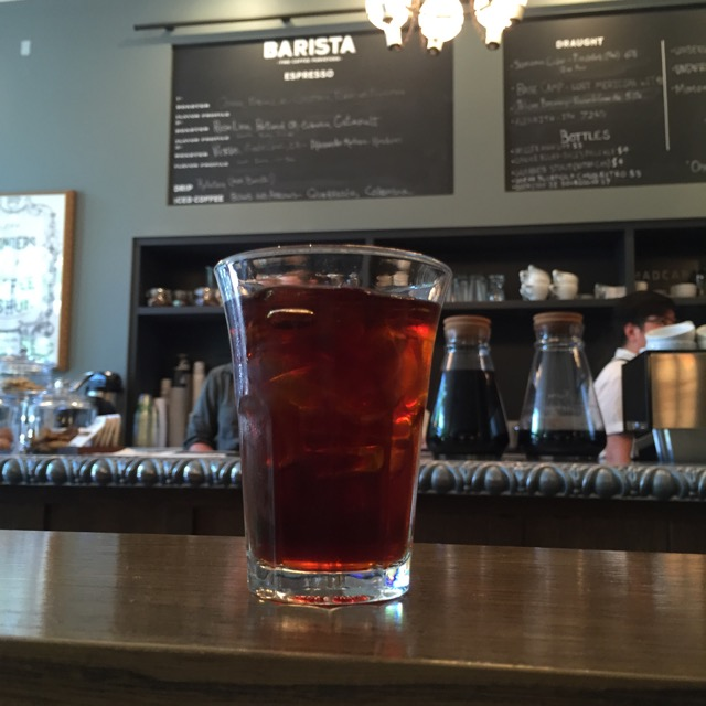 Ice Brew from Barista