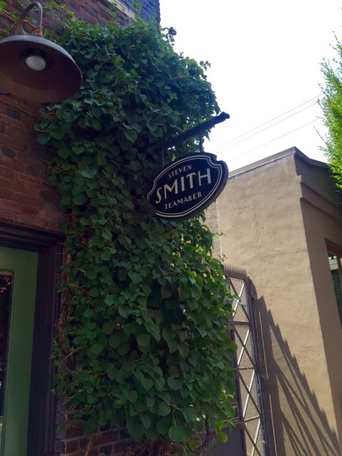 Smith Teamakers in NW Portland. Great little tasting room.