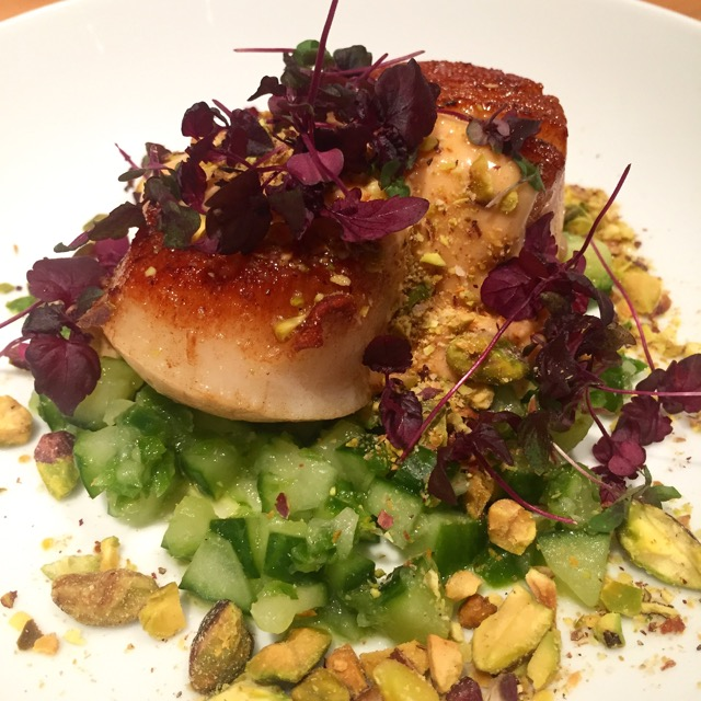 Taylor Railworks has the best combo on their scallops