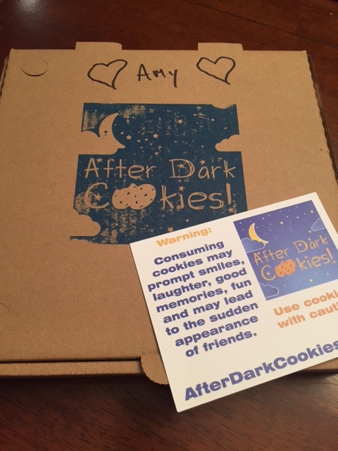 After Dark Cookies delivered right to your door.